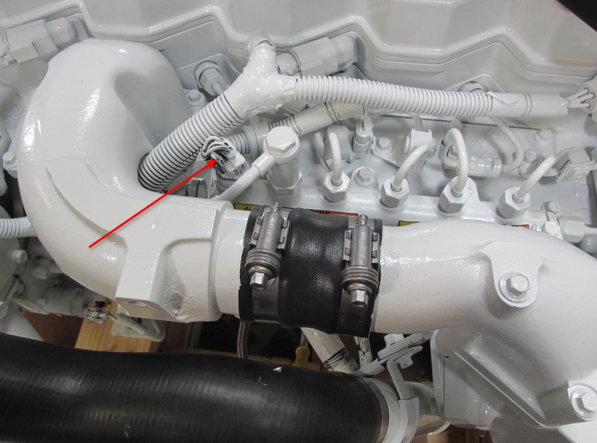 qsb hpcr fuel rail sensor